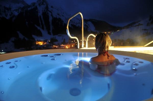 Wellness Residence Panorama Arabba Dolomites Italia