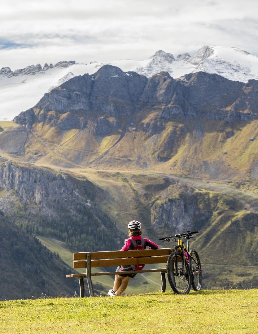 bici Dolomiti Bec de Roces