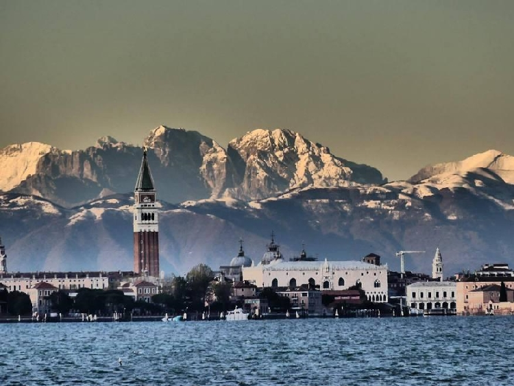 Dolomiti Mountain of Venice