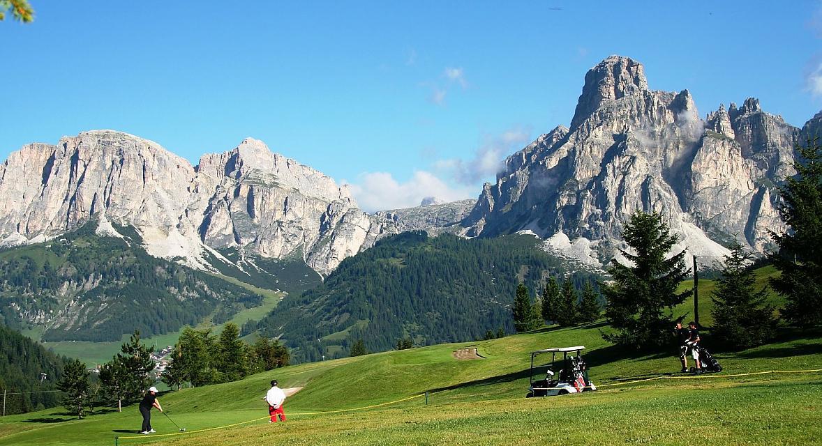 Golf Alta Badia