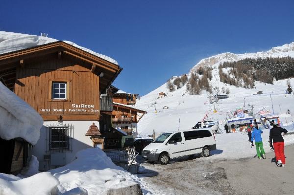 Ski room Sellaronda Arabba
