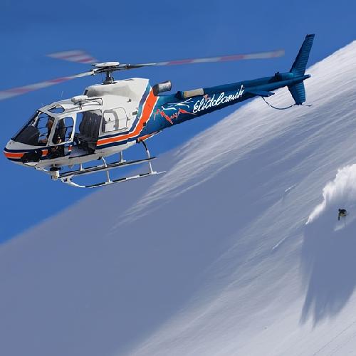 inverno attivita elicottero